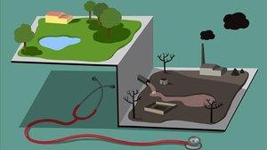 Medioambiente, salud y desigualdades