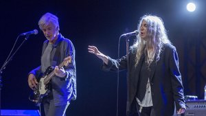 Patti Smith, fetillera a Porta Ferrada