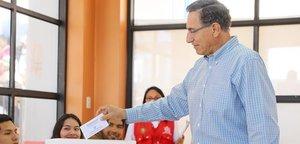 Triomf mínim del centredreta en les legislatives del Perú