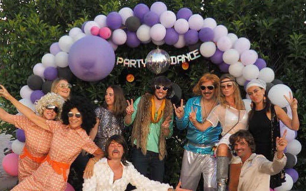 La fiesta setentera de José Bono jr.