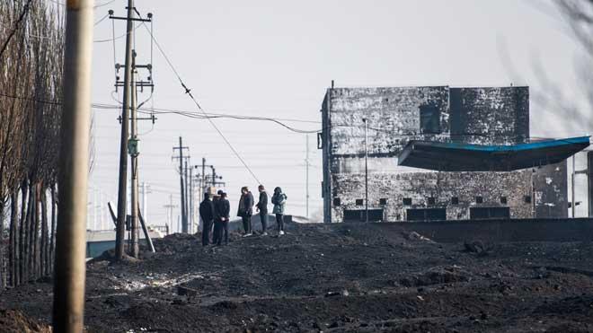 Almenys 22 morts en una explosió al costat d'una planta química a la Xina