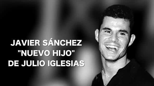 Javier Sánchez, el nuevo hijo de Julio Iglesias