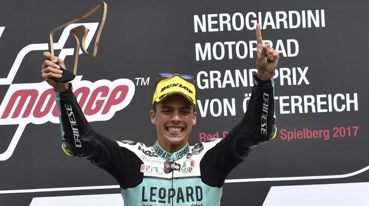 rozas39673928 spain s moto3 rider joan mir of the leopard racing celebrate170813122200