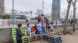 zentauroepp41881699 barcelona 2 de febrero de 2018 patios escolares en transfo180202211647