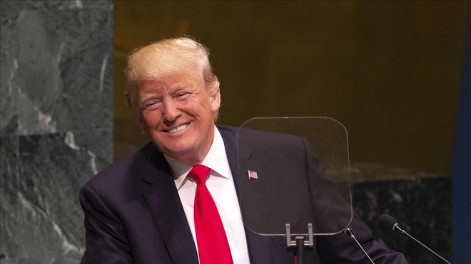 La soberbia de Trump provoca carcajadas en la Asamblea de la ONU