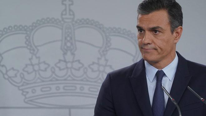 """Pedro Sánchez ve en Errejón """"cosas esperanzadoras"""""""