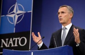 El secretario general de la OTAN,Jens Stoltenberg.