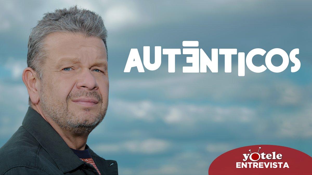 """Alberto Chicote presenta 'Auténticos': """"Hay un cambio de entorno, no tiene nada que ver con mis otros programas"""""""