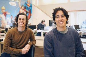 Alejo y Guillermo Torrens, cofundadores de Gamestry.
