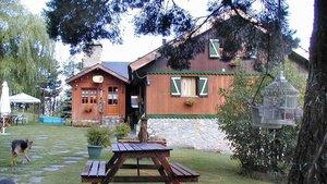 Alojamiento rural en La Molina.
