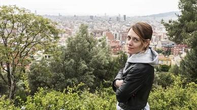 """Anna Alarcón, actriz: """"El Putxet i el Farró es un barrio duro y tierno a la vez"""""""