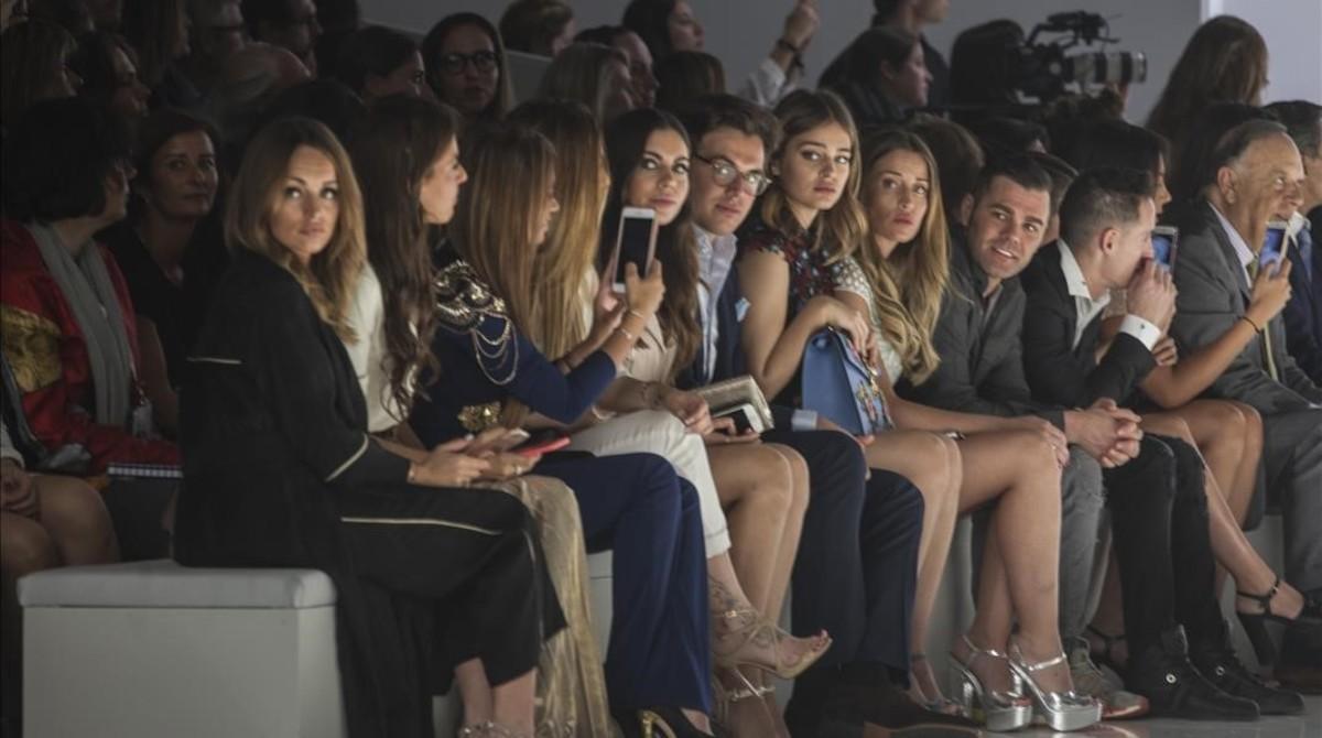 Antonella Rocuzzo encabeza la corte de famosos con ganas de boda