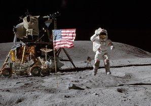 Trump demana al Congrés 1.600 milions de dòlars per tornar a la Lluna i anar a Mart