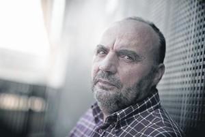 EL arrepentido. Manuel Fernández Padín, conocido en los 80 como O Galo, fue uno de los testigos de cargo de la operación Nécora. Superviviente dela heroína, resideen Madrid desde hace 26 años.