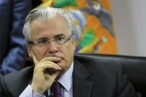 Baltasar Garzón, exmagistrat i advocat de Julian Assange.