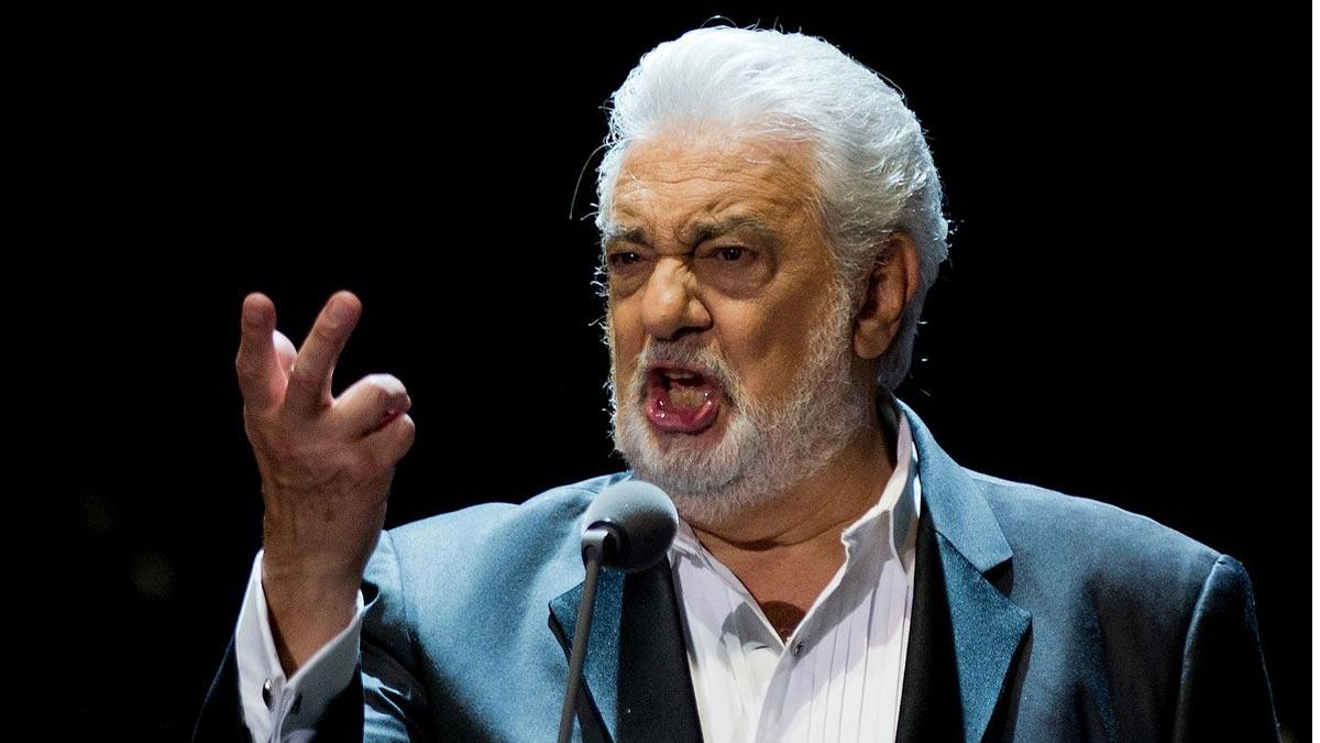 Cancelados nuevos conciertos de Plácido Domingo tras las acusaciones de acoso sexual.