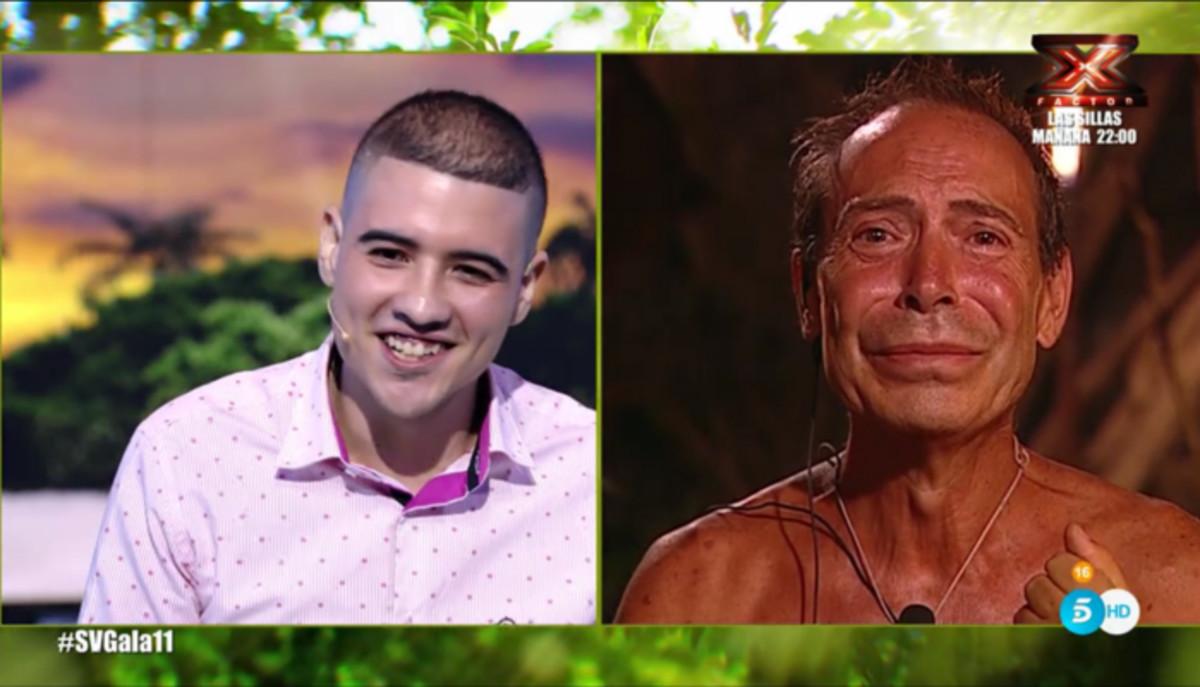 MOMENTAZOS de 'SV 2018' | La llegada de Alejandro Albalá y la emotiva llamada de Luismi al Maestro Joao, protagonistas de la gala 11