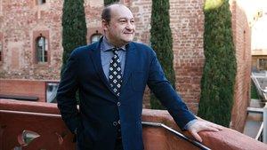 Carles Ruiz, alcalde de Viladecans.