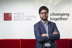 Carlos Cuffí, nuevo director de 5GBarcelona y del Observatorio Nacional 5G.