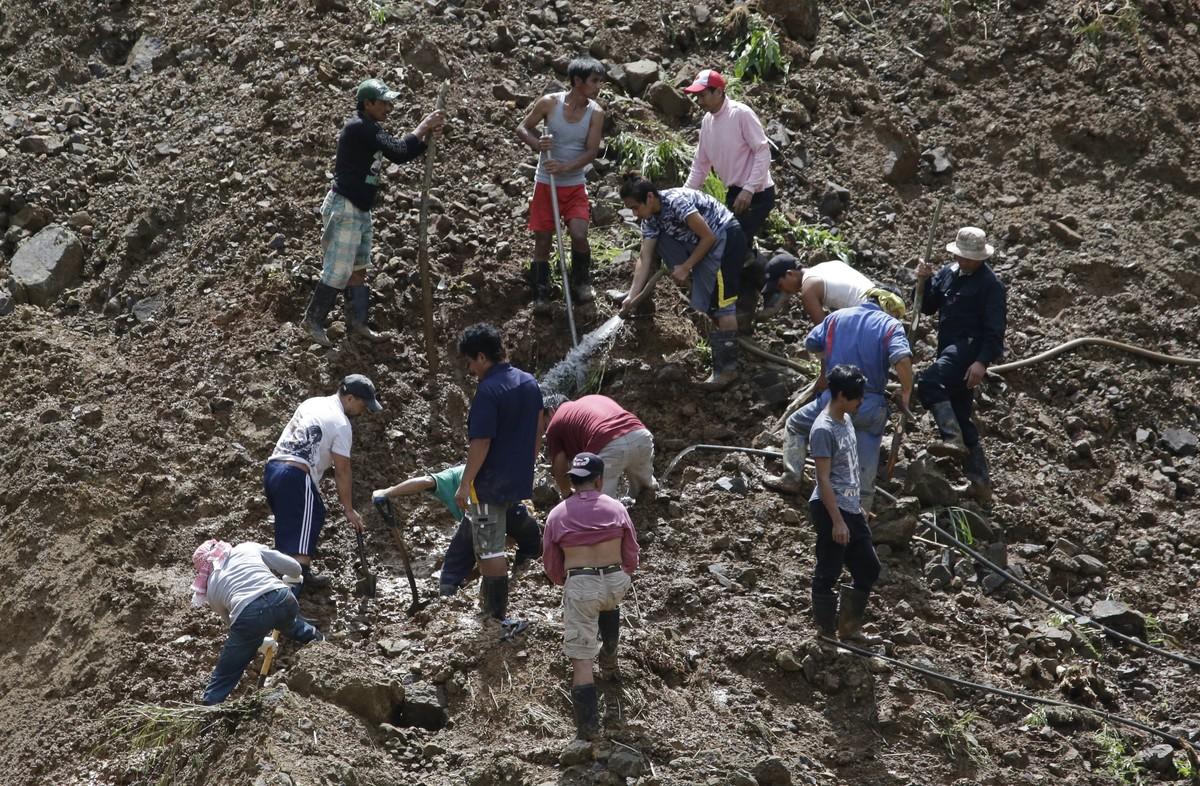 La cifra hasta el momento está en 10 personas muertas en Río de Janeiro