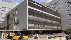 La clínica Quirón de Barcelona.
