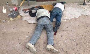 El enfrentamiento tuvo lugar la tarde del jueves en el municipio de Guerrero.