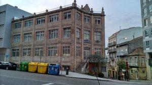 El colegio Salesianos María Auxiliadora de Vigo.