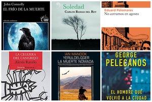 15 propuestas de novela negra para este verano 2019