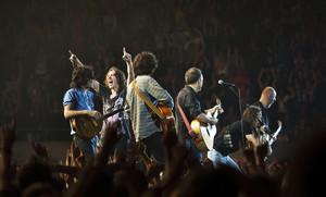 Concert de Sopa de Cabra al Palau Sant Jordi, el setembre del 2011.