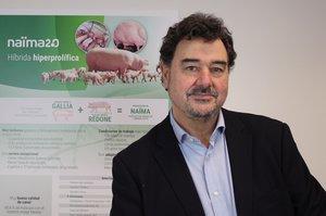 David Coll, director gerente de UPB Genetic World.