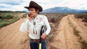 Dennis Hopper en Taos, Nuevo Méjico, donde se instaló para montar 'The last movie'. //DOUGLAS KIRKLAND