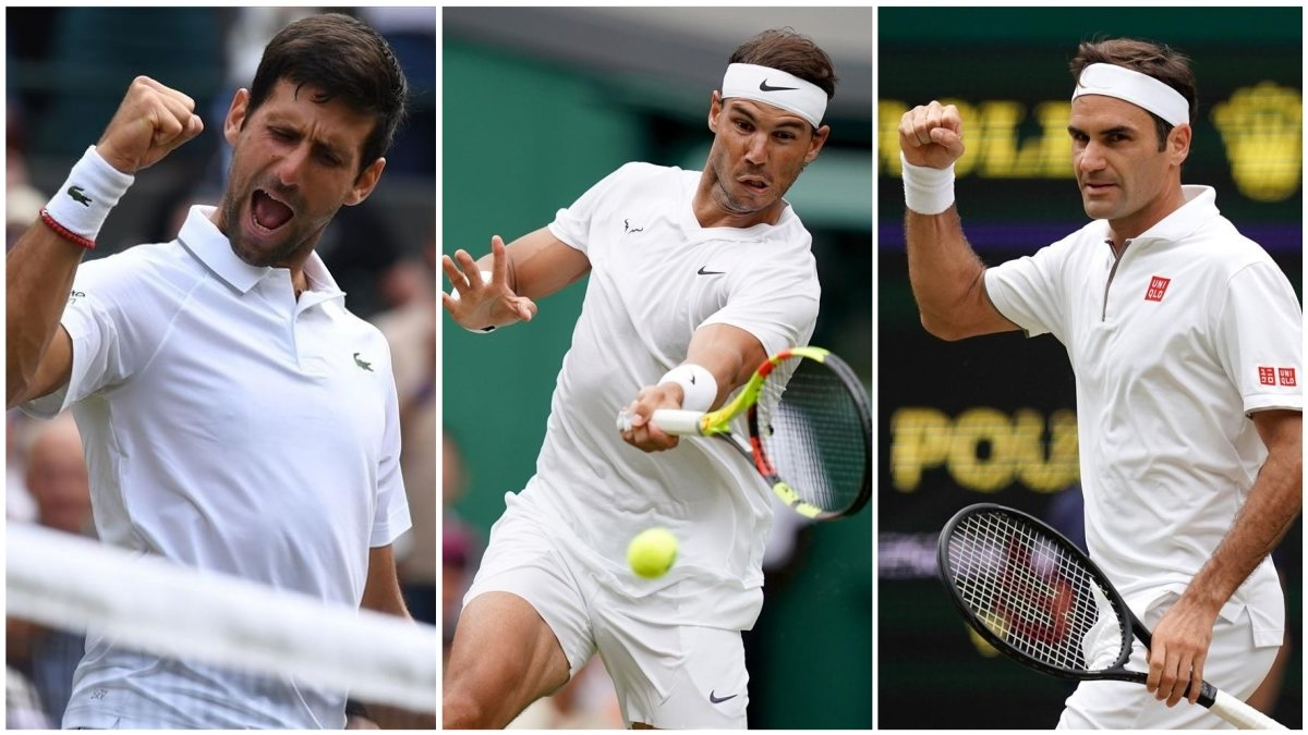 Silencio En Wimbledon Toca The Big Three