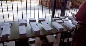 Sabadell disposarà d'un servei per traslladar a votar persones amb mobilitat reduïda el 10-N