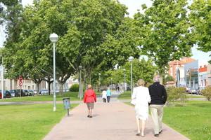 Entre las propuestas abundan las dirigidas a la mejora del espacio público, parques y zonas verdes