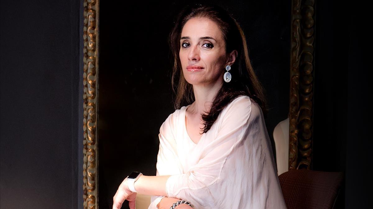 La soprano albanesa Ermonela Jaho.