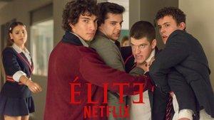 Escena de la segunda temporada de 'Élite'.