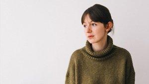 La escritora británica Sally Rooney.