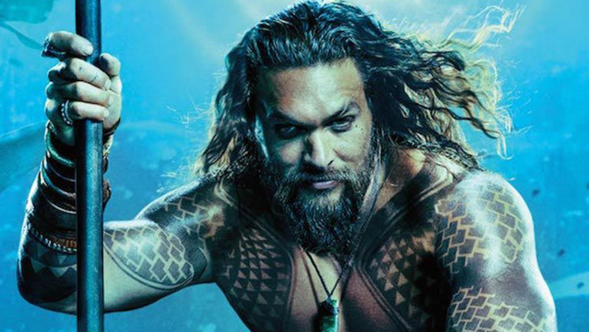 Estrenos de la semana. Tráiler de Aquaman (2018)