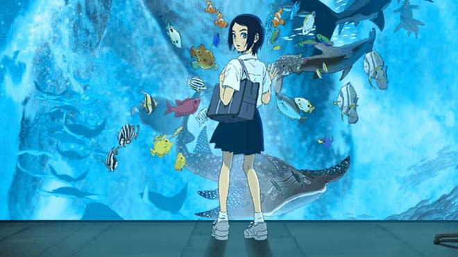 'Los niños del mar': las mil y una maravillas del acuario