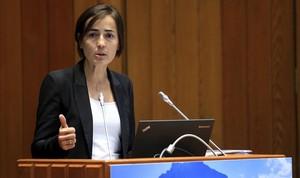 La exdirectora general de Tráfico, María Seguí.