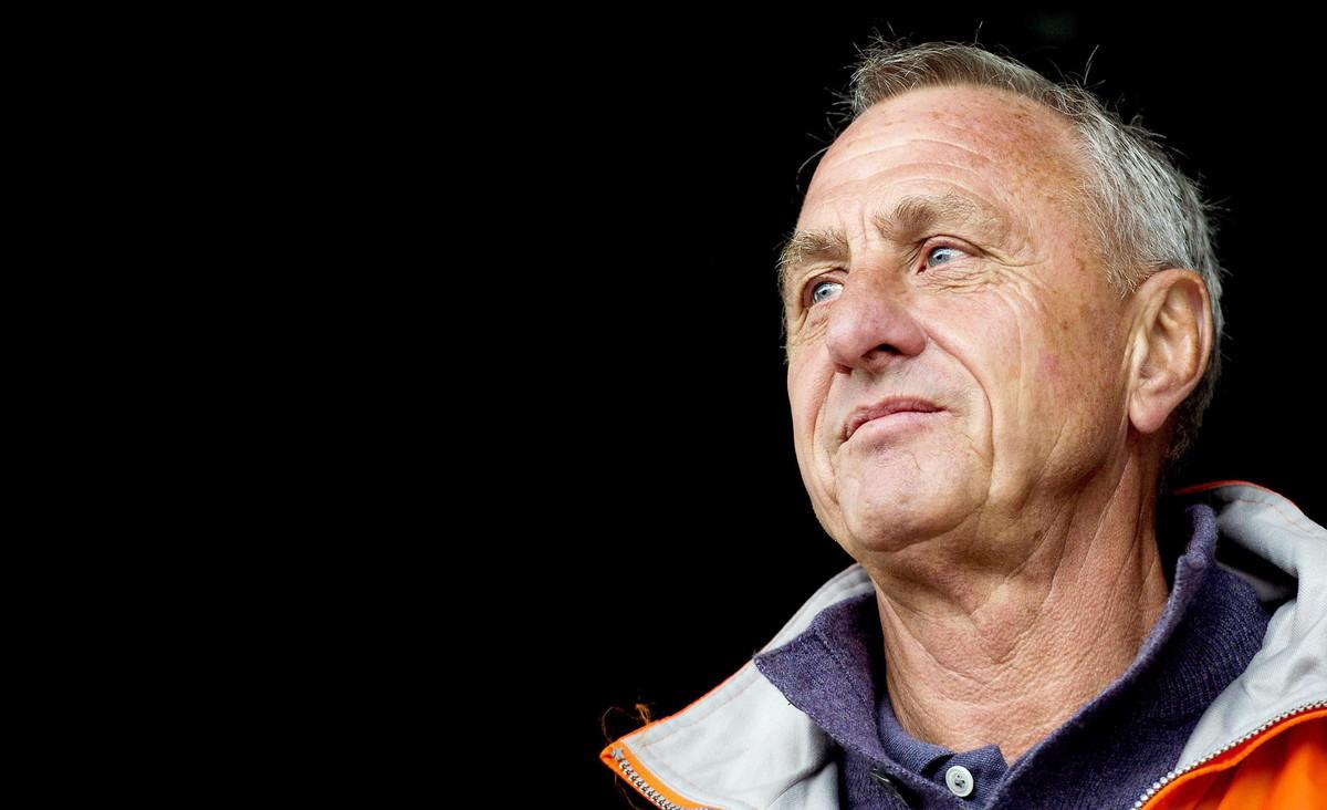 Johan Cruyff, en una imagen del 2013.