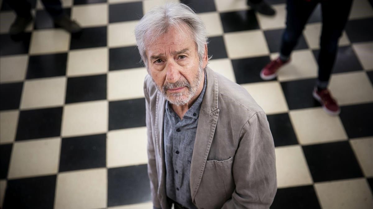 José Sacristán: «En el fons soc una cançonetista frustrada»