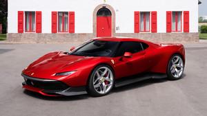Ferrari SP30, un modelo único y exclusivo.