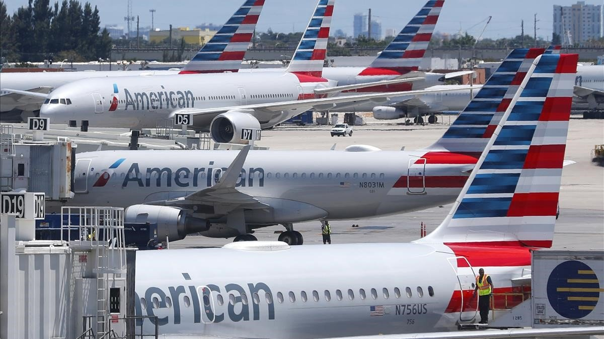 Detenido un mecánico de American Airlines por sabotear aviones