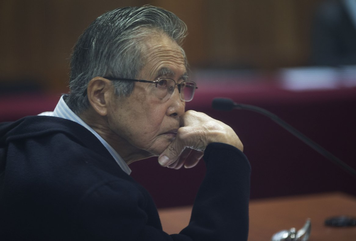 La Corte Suprema dejó sin efecto el impedimento para que Fujimori (1990-2000) pueda ser procesado por otros casos.