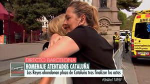Gemma Nierga y Mayka Navarro.