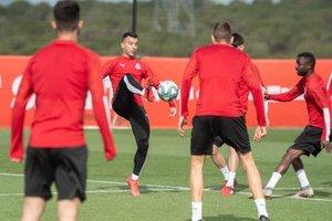El Girona busca un salt davant de l'Albacete