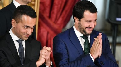 El primer Gobierno populista de Europa occidental asume el poder en Italia