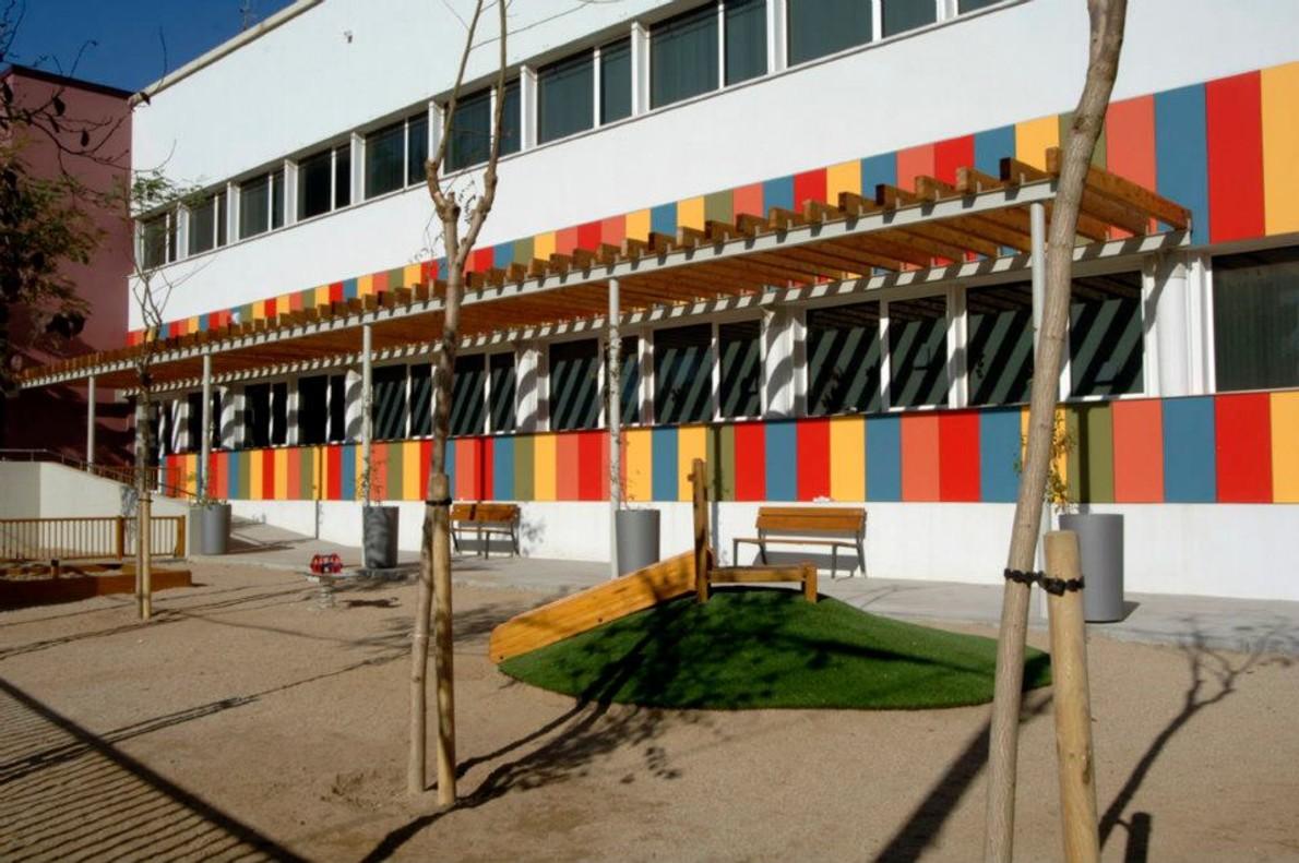 Guardería municipal Pedró de Cornellàdel Llobregat.