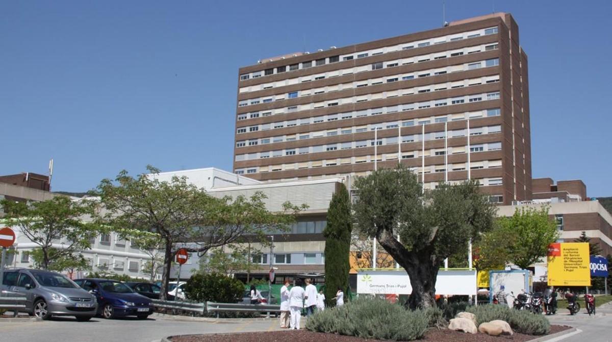 El Hospital Germans Trias i Pujol(Can Ruti) de Badalona.